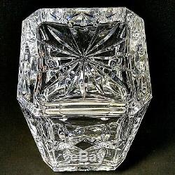 1 (One) VINTAGE ATLANTIS FERNANDO Cut Lead Crystal Decanter 10 1/2-DISCONTINUED