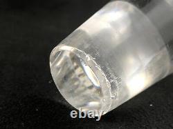 Antique ABP Brilliant Period Cut Glass 12 Handled Decanter