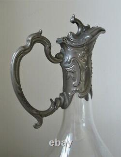 Antique French Claret Jug