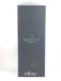 BRAND NEW Tall Waterford Cut Crystal Liquor/Wine Decanter w Stopper NIB Alana