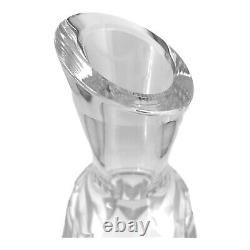 Baccarat Cut Crystal Cote D'Azur Decanter with Stopper France