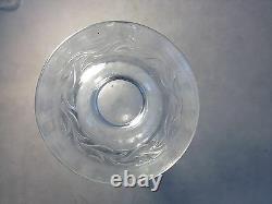 Great ABP Brilliant Period Libbey Rock Sharpe Cut Glass Decanter
