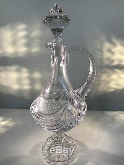 Handmade Taille Main Cristal Decanter