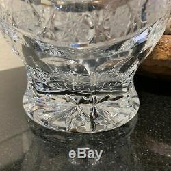 Massive 25 Cut Clear Crystal Decanter by Colony made in Germany Excellent