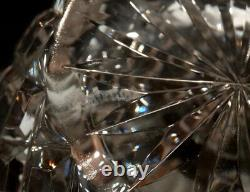 Signed WATERFORD LEAD CRYSTAL Cut-Glass COMERAGH Pattern LIQUOR CORDIAL DECANTER