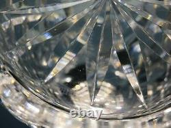 Waterford Crystal Clare Cut Round Wine Decanter 13 1/4