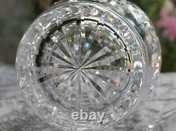 Waterford Crystal Lismore Classic Spirit Decanter Vintage Boxed Made in Ireland