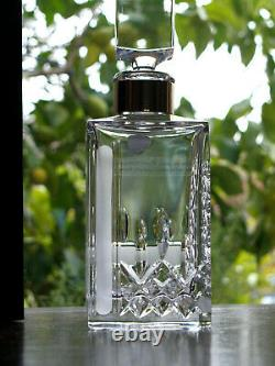 Waterford Crystal Lismore Revolution Decanter New in Box