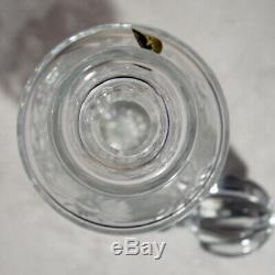 Waterford Crystal Tableware no box Millennium Decanter and Stopper 5 Toasts