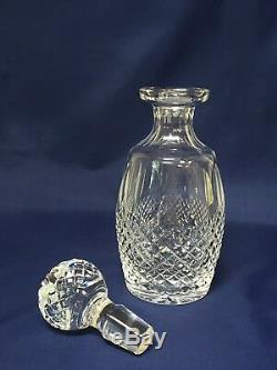 Waterford Cut Crystal COLLEEN Spirit Decanter with Stopper