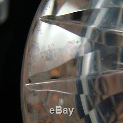 Waterford Cut Crystal Glandore Cocktail Martini Liquor Shaker Mixer Decanter